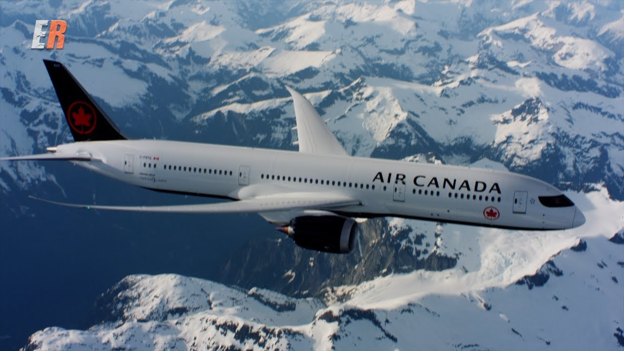 Flight Of A Lifetime Air Canada 787 Dreamliner Air To