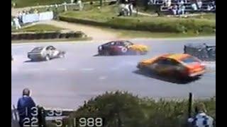 slick 50 road saloons cadwell park 22 5 1988