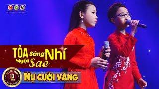 Sa Mưa Giông - Đức Vĩnh, Quỳnh Anh | Tỏa Sáng Ngôi Sao Nhí 2018