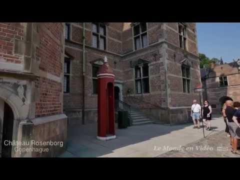 Rosenborg Castle Copenhagen ( Ultra 4 K )