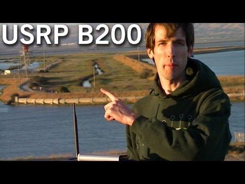 USRP B200: Exploring the Wireless World