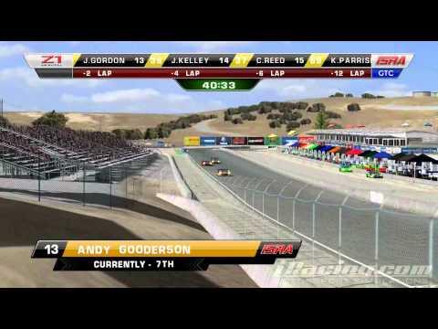 ISRA League's GTC Season 6 Race 3 - California 65 Presented by Z1 Sim Wheel
