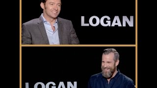 Hugh Jackman catches up with old college mate