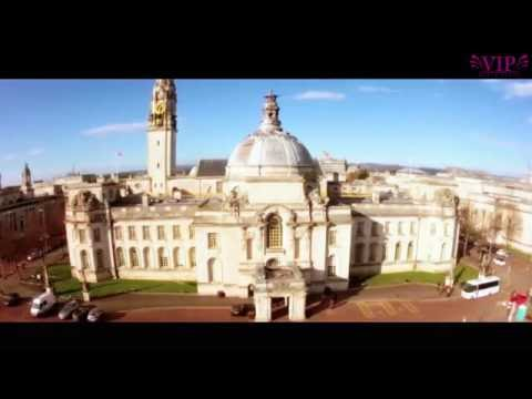 Arshad & shahana's wedding teaser - Cardiff City Hall - VIP Media Group