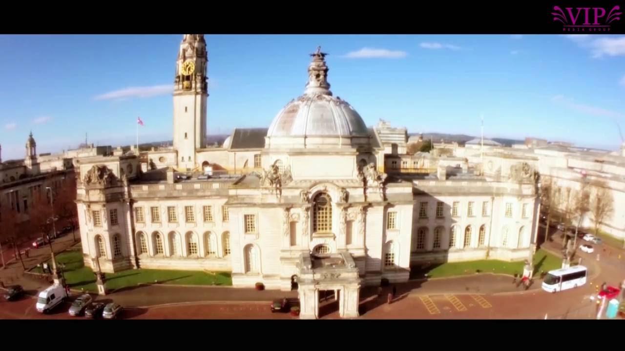 Arshad Shahana S Wedding Teaser Cardiff City Hall Vip Media Group You