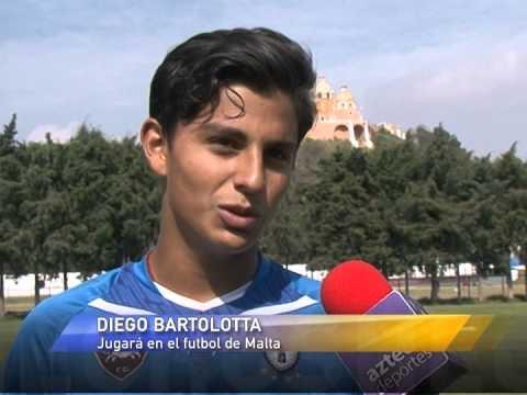 DIEGO BARTOLOTTA A MALTA