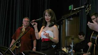 Summertime (Gershwin) - Nadia Newstead and The Bob McCarroll Jazz Quartet