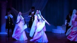 Невинномысск Ансамбль  кавказского танца  БАРАЧЕТ(, 2013-08-12T06:45:30.000Z)