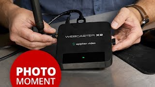 Configuring Epiphan Webcaster X2 for YouTube & Facebook, and the Beta USB Camera Support