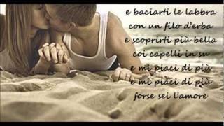 Claudio Baglioni - E tu (con testo)