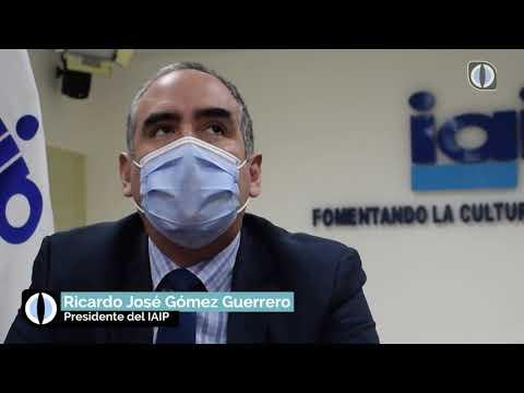 Entrevista al nuevo presidente del IAIP