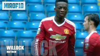 MATTHEW WILLOCK ✭ MAN. UTD ✭ THE NEW POGBA ✭ Skills & Goals 2016
