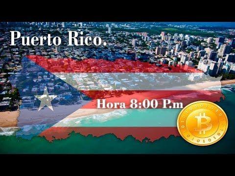 ZOOM Evento Puerto Rico 3/7/2018 | 24 y 25 Trading y Mineria