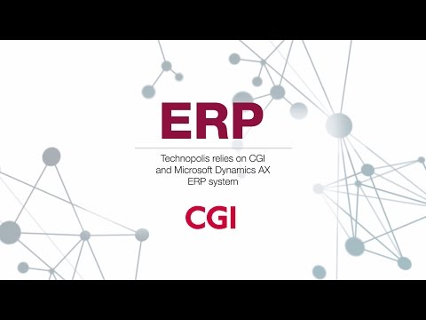 Technopolis trusts CGI and the Microsoft Dynamics AX ERP system