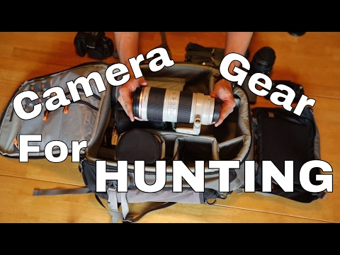 The Best Camera Gear For Hunting