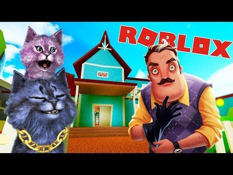 ОГРАБИЛИ ДОМ ПРИВЕТ СОСЕДА! / СИМУЛЯТОР ОГРАБЛЕНИЙ в РОБЛОКС / Robbery Simulator Roblox