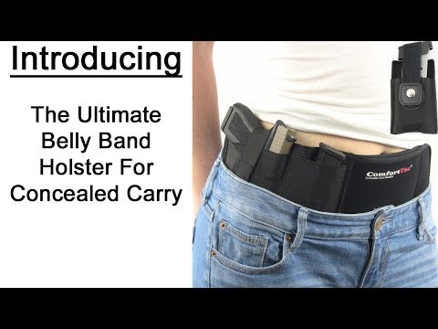 The Ultimate Belly Band Holster by ComfortTac - Updated 2018