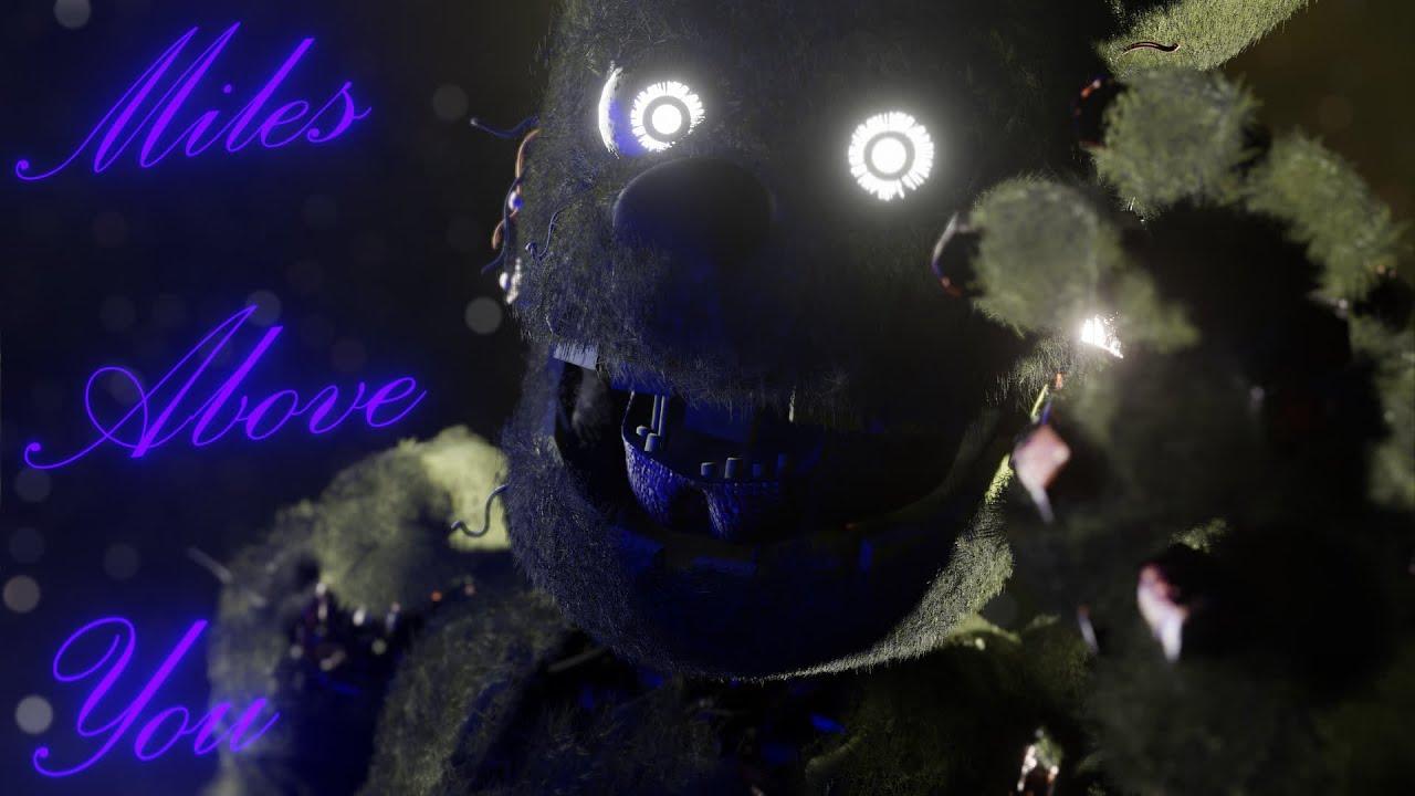 (Blender/FNAF) Miles Above You | FNAF Animated Short | (Song by Jesse Warren)