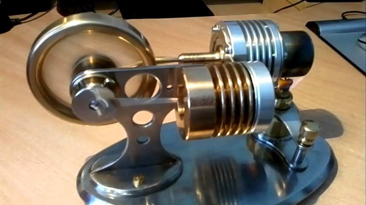 Двигатель стирлинга своими руками чертежи фото 547