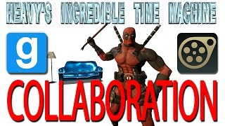 Collab Announcement GMOD/SFM - Heavy's Incredible Time Machine