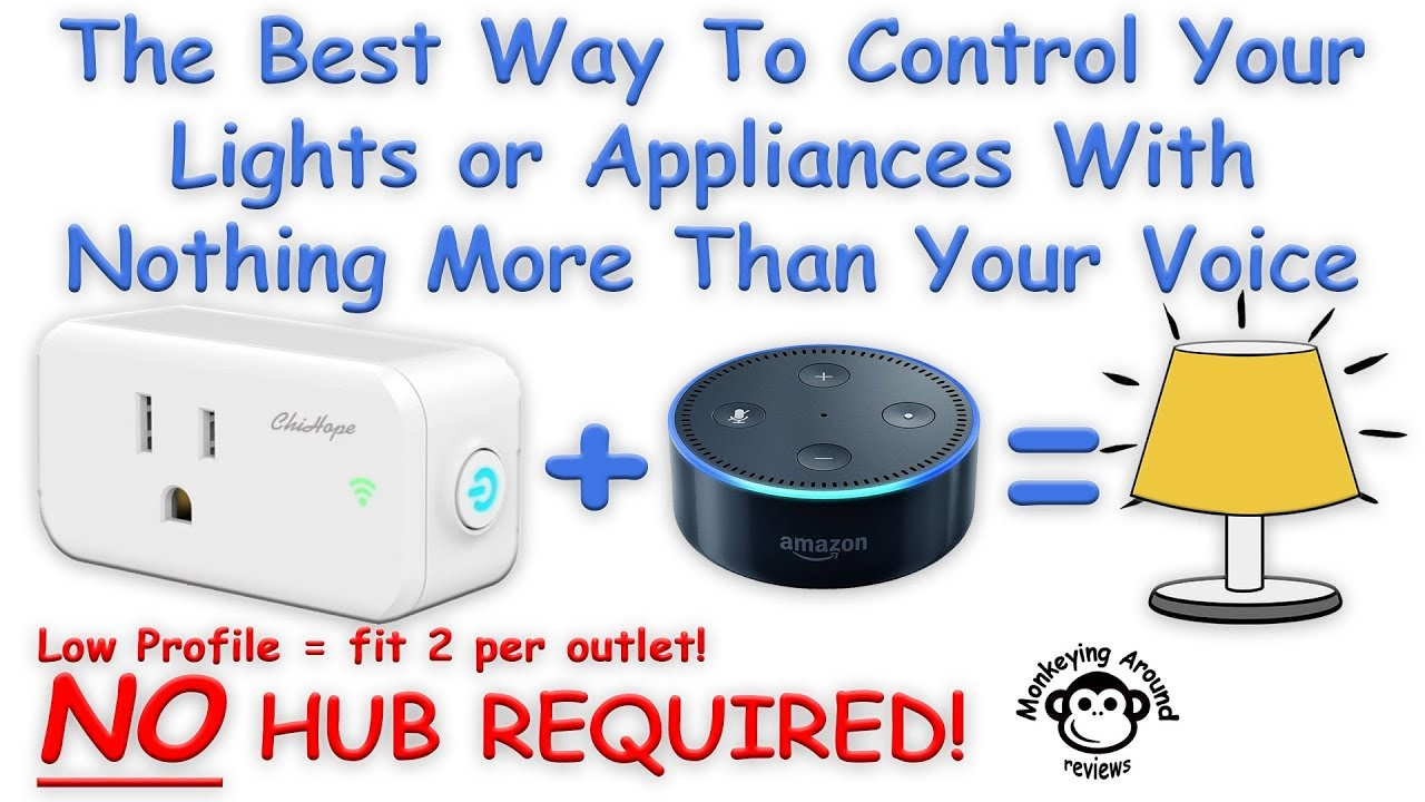 Best Budget Low Profile Wifi Smart Plug By Chihope Review