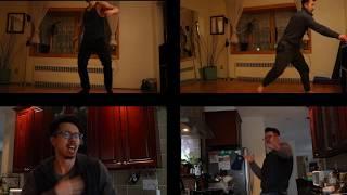 Say Something - Justin Timberlake, Chris Stapleton - Dance Improv