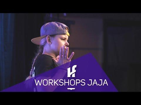 JAJA VANKOVA - Workshops #HTF2016