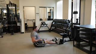 Underhand Cable Row