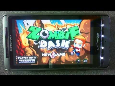 Zombie Dash For Android- Game Of The Week