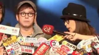 ELVA&譚詠麟 - 金馬表演彩排