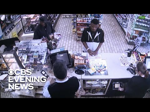 Kat Jackson - Toledo, OH Store Owner Helps Shoplifting Teen