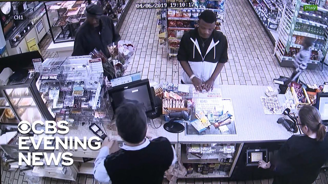 A 7-Eleven owner caught a hungry teen shoplifting  Instead of