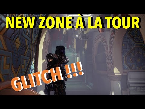 DESTINY 2 : GLITCH - NOUVELLE ZONE À LA TOUR (ARSENAL SOMBRE) thumbnail
