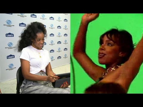 Watch Kelly Rowland React to Vintage Destinys Child BTS Footage Exclusive