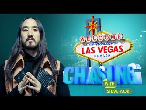 Episode 7: Las Vegas Adventure  CHASING with Steve Aoki