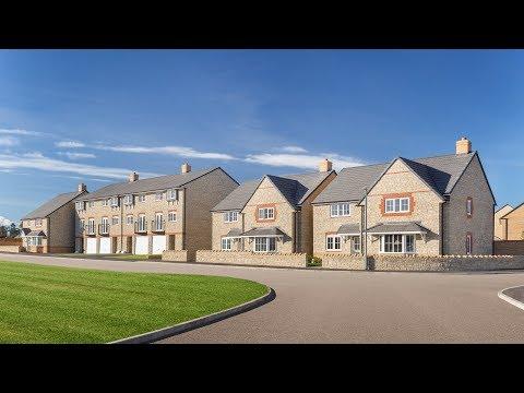 Barratt Homes - Beecham Place, Midsomer Norton