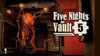 New Vegas Spooktacular - Vault 5 - 1