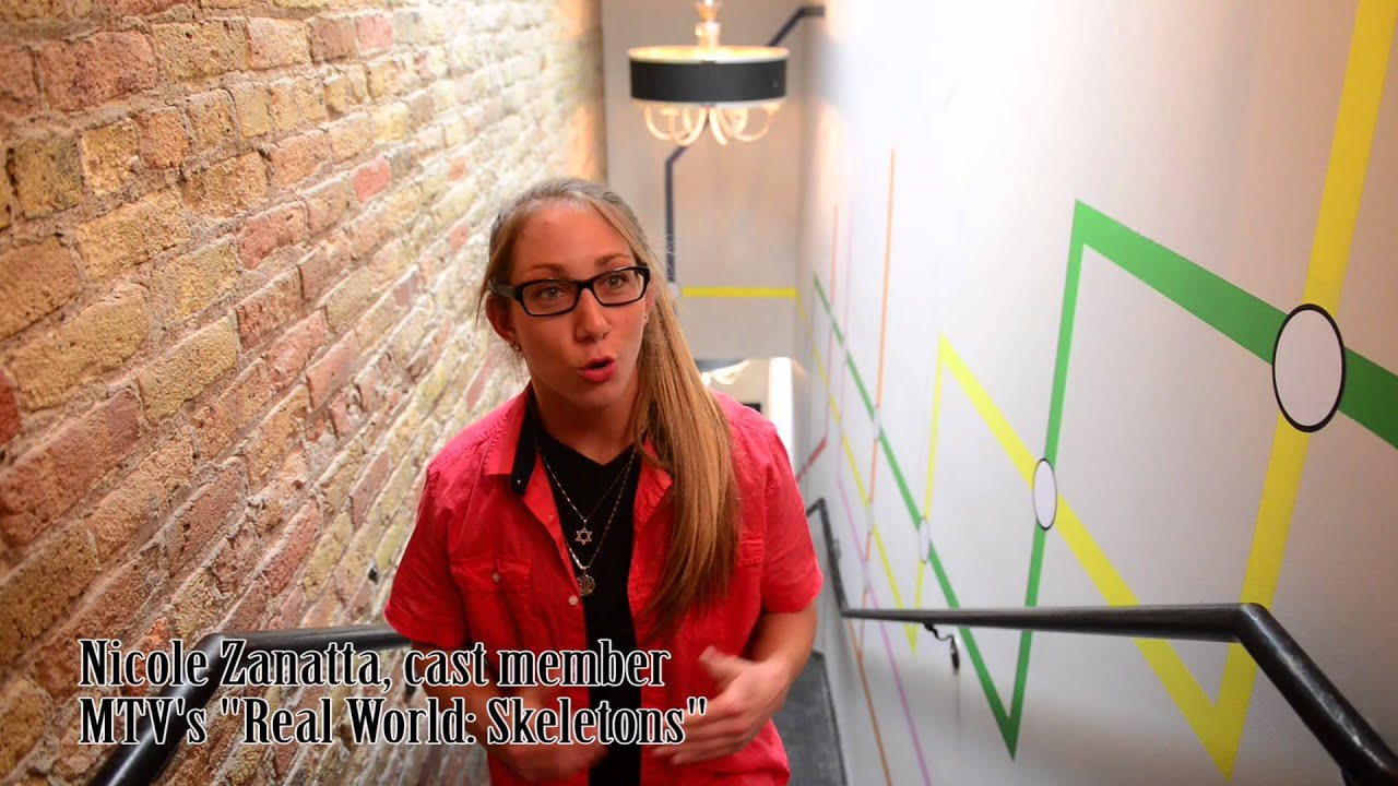 Real World Cast Member Nicole Zanatta - Youtube-3400