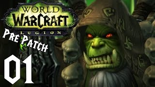 World of Warcraft Legion Pre Event #01 Schlacht um die Verheerte Küste