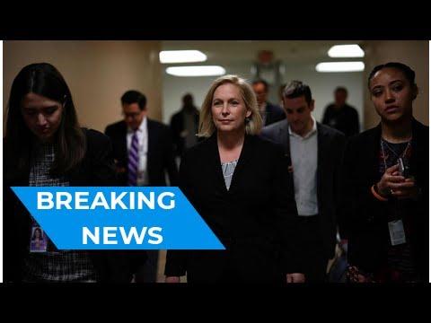 Kirsten Gillibrand Running For President In 2020? Al Sharpton Jokes About It | Breaking News