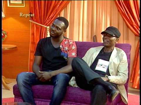 Live TV Show on World Music Day 2015 @ French Institute Nigeria