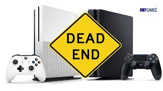 PS5/Next Xbox Incoming: Not Worth Buying PS4/XB1?   Sony Corp in Trouble for Breaking Consumer Laws?