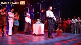 BACKSTAGE TV: Allan Olsens jubilæum