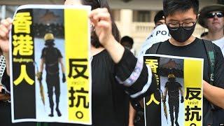 香港现场直击(2019年10月12日)