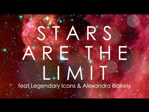Jim B. -STARS ARE THE LIMIT feat Legendary Icons & Alexandra Blakely (promo video preview)