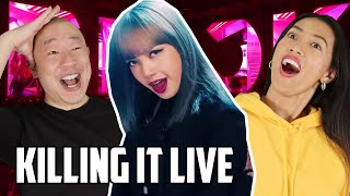Blackpink - Kill This Love Reaction! Live In Bangkok | Samsung Knows How To Stoke The Kpop Fanbase!