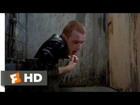 The Worst Toilet in Scotland - Trainspotting (3/12) Movie CLIP (1996) HD