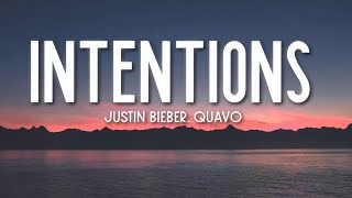 Intentions Justin Bieber ft Quavo