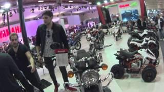 Motobike İstanbul 2017 - Kuba Motor Standı