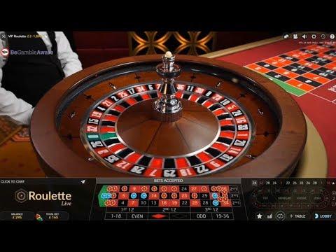 High Stakes Roulette & Blackjack £400 Start